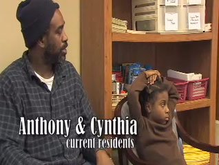 Haven House Residents Anthony & Cynthia's Story