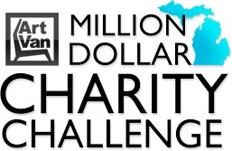 Art Van Million Dollar Charity Challenge Logo