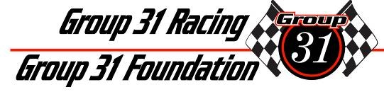 Group 31 Racing Foundation Logo